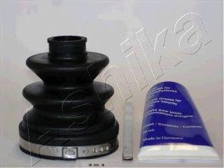 Комплект пыльника ШРУСа ASHIKA 63-01-151