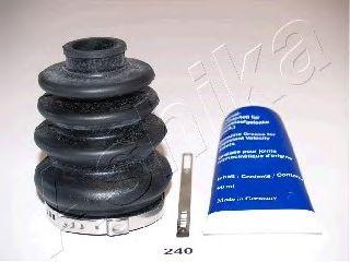 Комплект пыльника ШРУСа ASHIKA 63-02-240