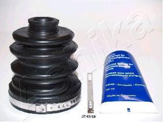 Комплект пыльника ШРУСа ASHIKA 63-02-269