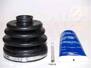 Комплект пыльника ШРУСа ASHIKA 63-03-303