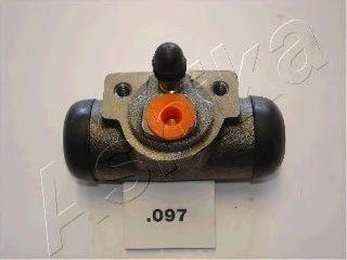 Колесный тормозной цилиндр ASHIKA 67-00-097