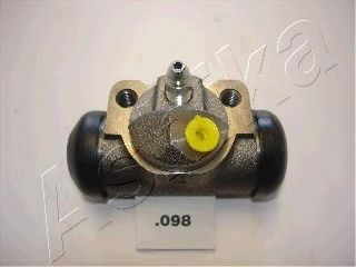 Колесный тормозной цилиндр ASHIKA 67-00-098