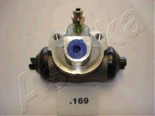Колесный тормозной цилиндр ASHIKA 67-01-169