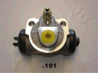 Колесный тормозной цилиндр ASHIKA 67-01-191