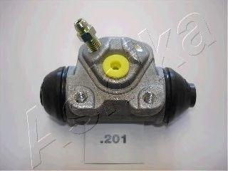 Колесный тормозной цилиндр ASHIKA 67-02-201