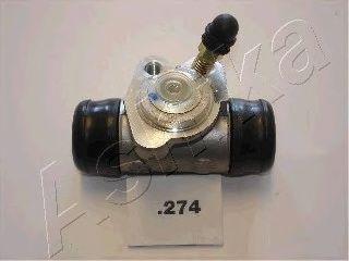 Колесный тормозной цилиндр ASHIKA 67-02-274