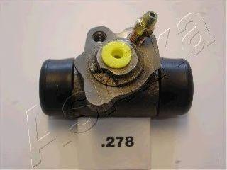 Колесный тормозной цилиндр ASHIKA 67-02-278