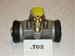 Колесный тормозной цилиндр ASHIKA 67-07-702