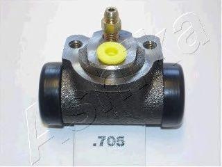 Колесный тормозной цилиндр ASHIKA 67-07-705