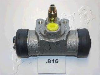 Колесный тормозной цилиндр ASHIKA 67-08-816