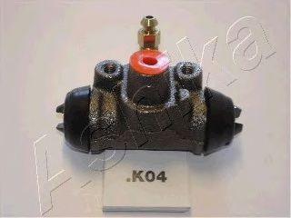 Колесный тормозной цилиндр ASHIKA 67-K0-004
