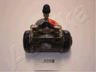 Колесный тормозной цилиндр ASHIKA 67-M0-002