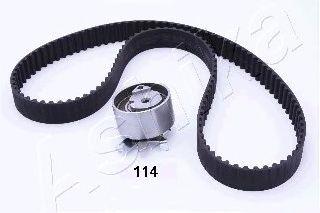 Комплект ремня ГРМ ASHIKA KCT114