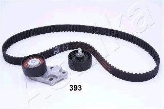 Комплект ремня ГРМ ASHIKA KCT393
