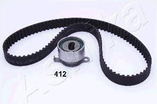 Комплект ремня ГРМ ASHIKA KCT412