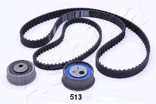 Комплект ремня ГРМ ASHIKA KCT513