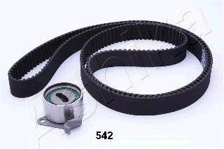 Комплект ремня ГРМ ASHIKA KCT542