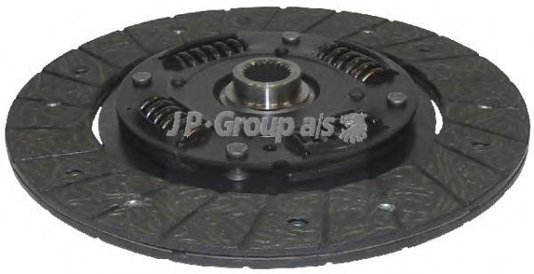 Диск сцепления JP GROUP 1130201700