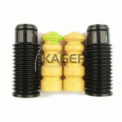 Пылезащитный комплект, пыльник, отбойник KAGER 82-0005