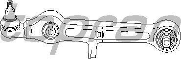 Рычаг подвески TOPRAN 109 666