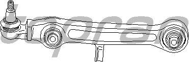 Рычаг подвески TOPRAN 103 779