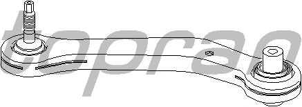 Рычаг подвески TOPRAN 501 052