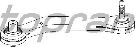 Рычаг подвески TOPRAN 501 053