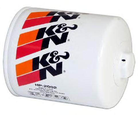 Масляный фильтр K&N Filters HP-2002