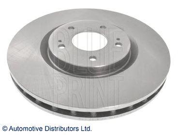 Тормозной диск BLUE PRINT ADC44371