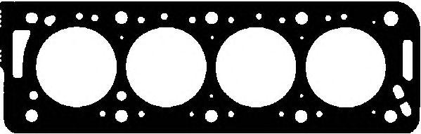 Прокладка головки блока цилиндров (ГБЦ) AJUSA 10100511