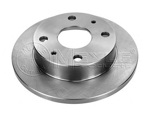 Тормозной диск MEYLE 39-15 521 0003