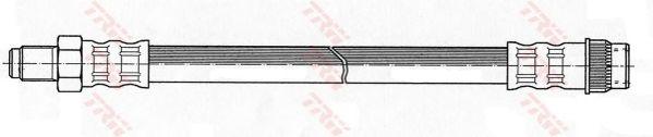 Тормозной шланг TRW PHB407