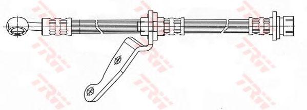 Тормозной шланг TRW PHD508
