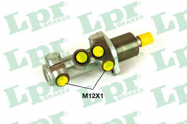 Главный тормозной цилиндр LPR 1376