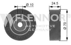 Натяжной ролик поликлинового ремня FLENNOR FS27993