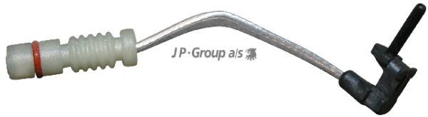 Датчик, износ тормозных колодок JP GROUP 1397300100