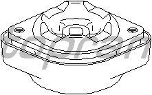 Подушки КПП TOPRAN 107 991