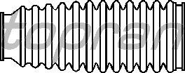 Пыльник рулевой рейки TOPRAN 104 010