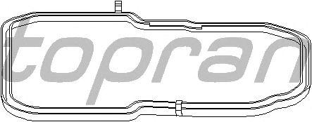 Прокладка поддона КПП TOPRAN 400 132