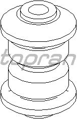 Сайлентблок рычага TOPRAN 401 076