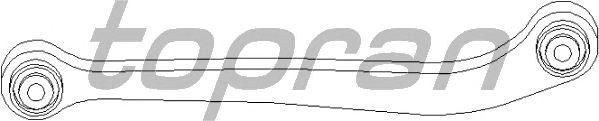 Рычаг подвески TOPRAN 400 294
