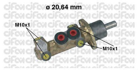 Главный тормозной цилиндр CIFAM 202-044