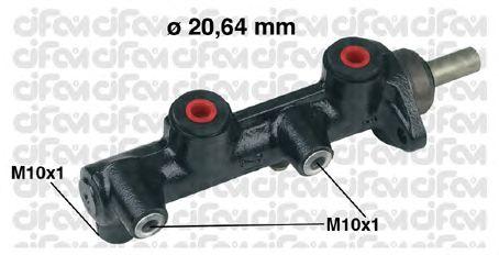 Главный тормозной цилиндр CIFAM 202-401