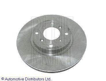 Тормозной диск BLUE PRINT ADH24335