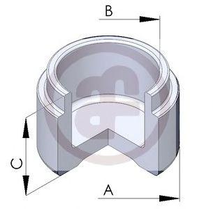 Поршень тормозного суппорта AUTOFREN SEINSA D025127