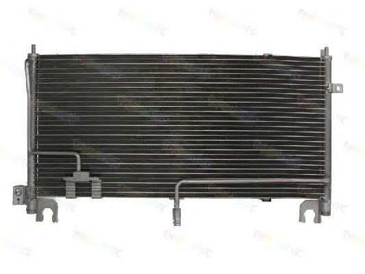 Радиатор кондиционера THERMOTEC KTT110133