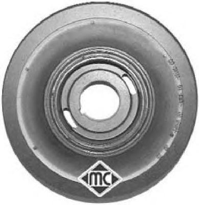 Шкив коленвала Metalcaucho 04491