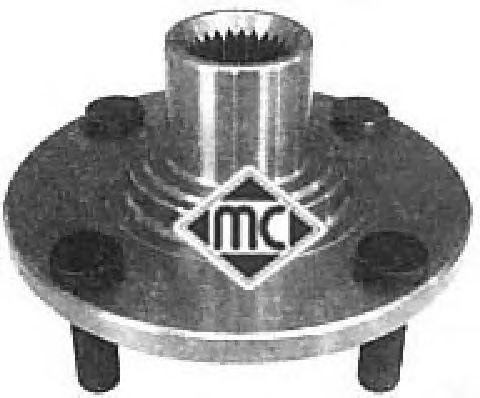 Ступица колеса Metalcaucho 90041