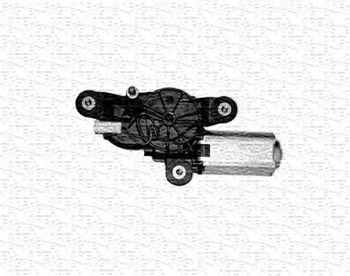Двигатель стеклоочистителя MAGNETI MARELLI 064013001010