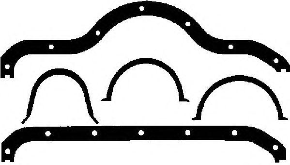 Комплект прокладок поддона AJUSA 59006600